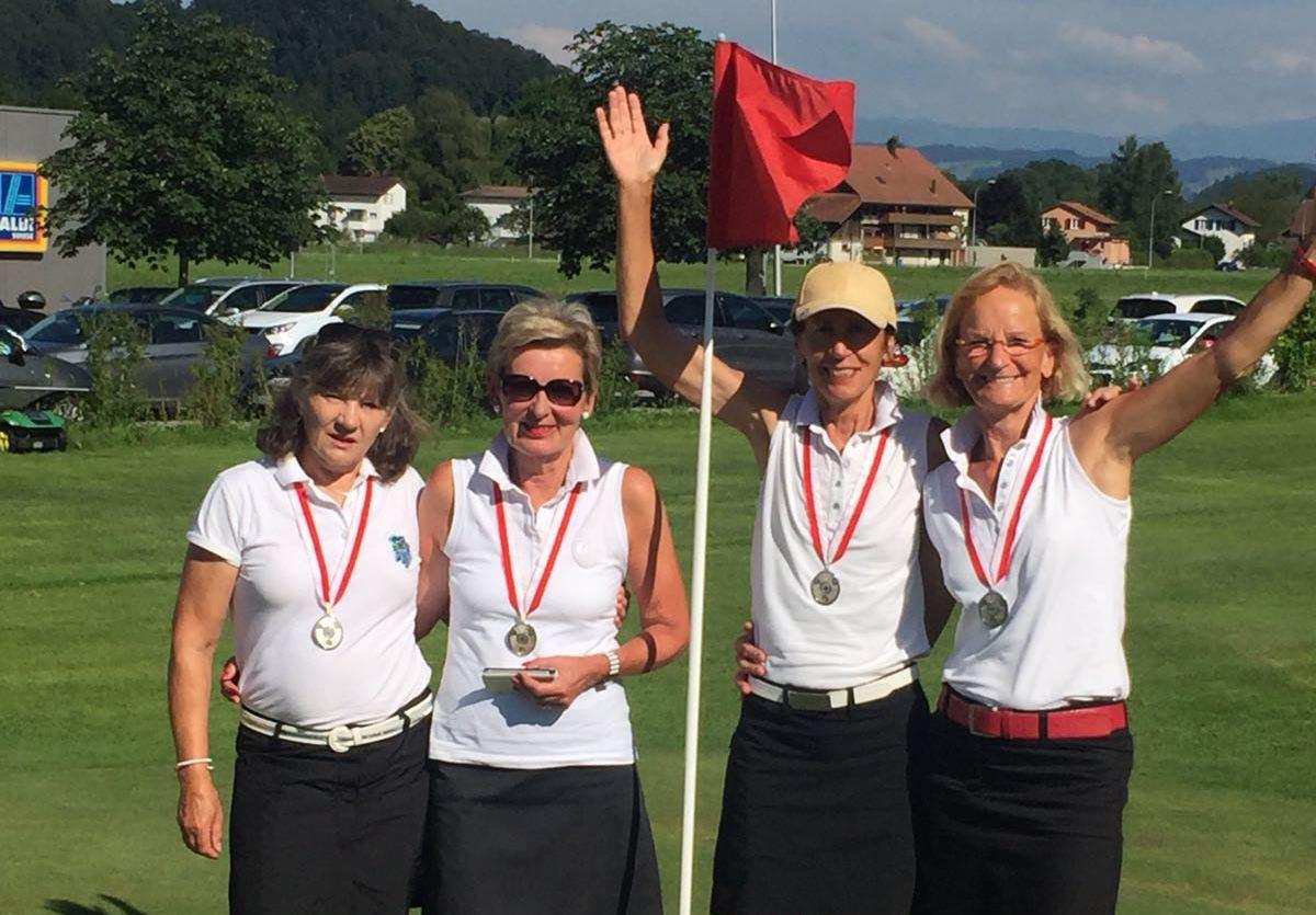 Seniorinnen Interclub